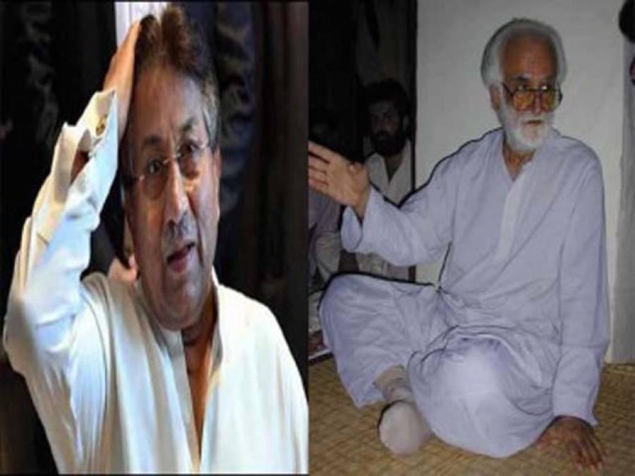 پرویز مشرف کو اکبربگٹی قتل کیس میں بھی گرفتار کرلیاگیا