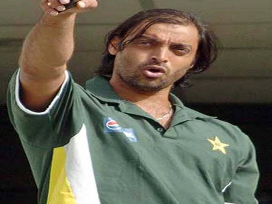 پاکستان ٹیم آئی سی سی چمپیئز ٹرافی جیتنے کی پوری صلاحیت رکھتی ہے:شعیب اختر