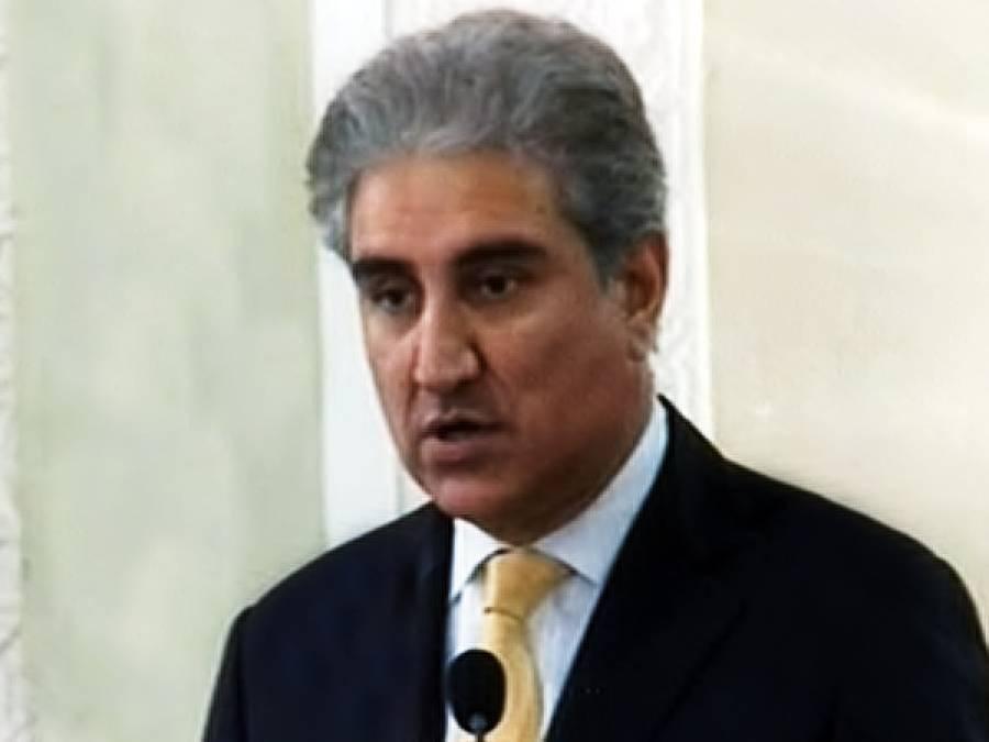 حکومت سندھ شفاف انتخابات کرانے میں ناکام رہی : شاہ محمود قریشی