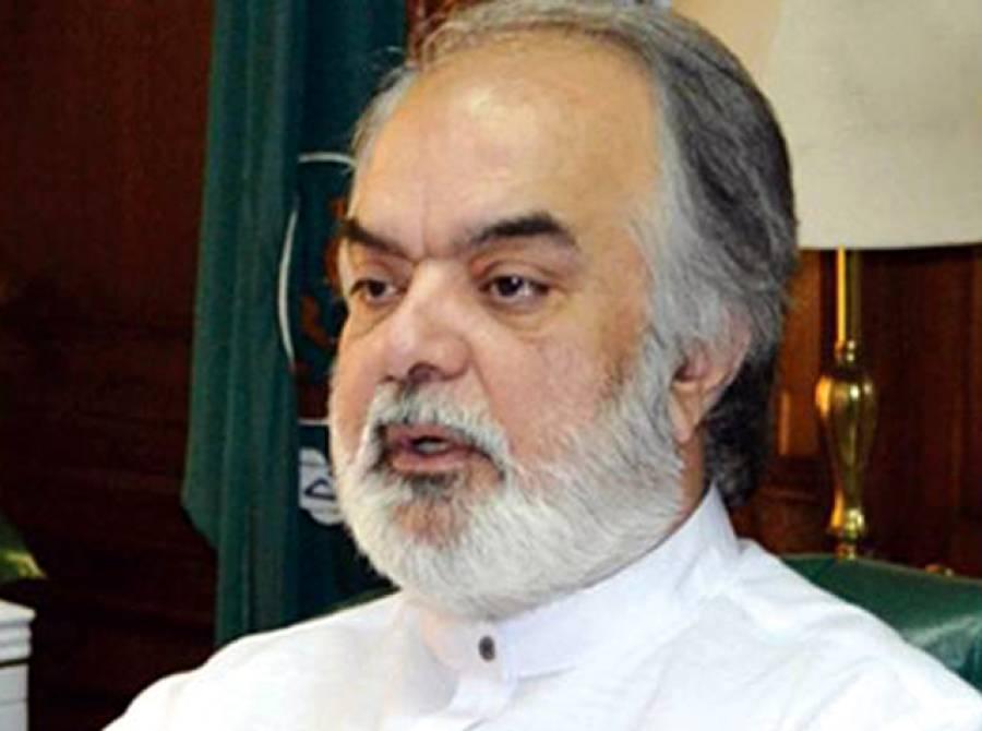 بلوچستان کے نگران وزیراعلیٰ غوث بخش باروزئی نے بیورو کریسی کے رویے کے خلاف مستعفی ہونے کافیصلہ کر لیا