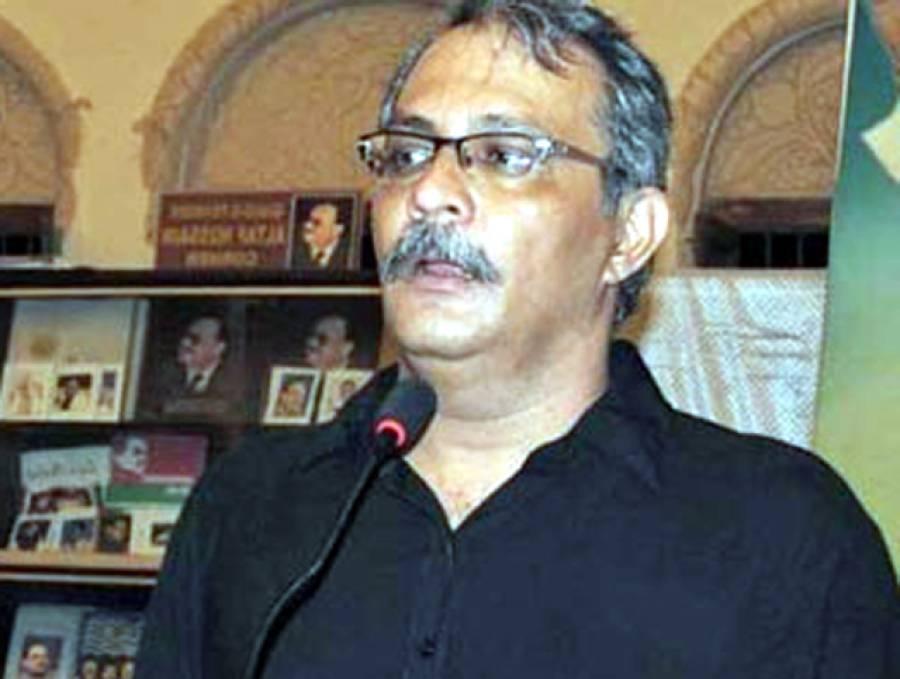 ایم کیو ایم کے کارکنوں کو اغواءکے بعد قتل کیا جا رہا ہے، حکومت فوری نوٹس لے: حیدر عباس رضوی