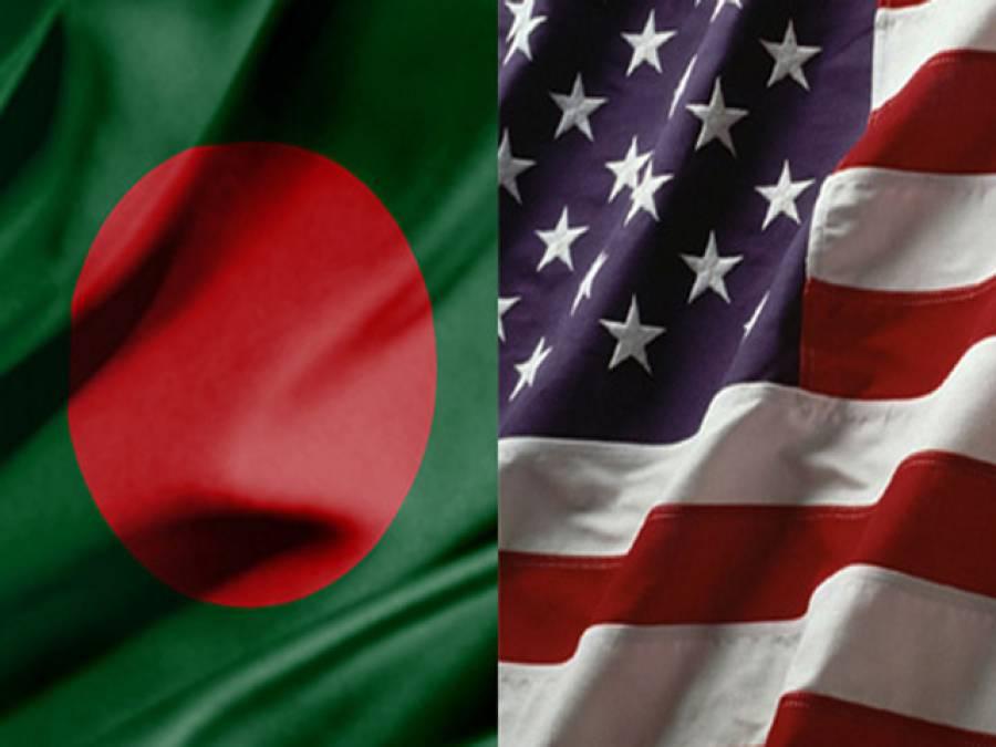 امریکہ کا بنگلہ دیش کو تجارت پر دی گئی سہولتیں ختم کرنے پرغور