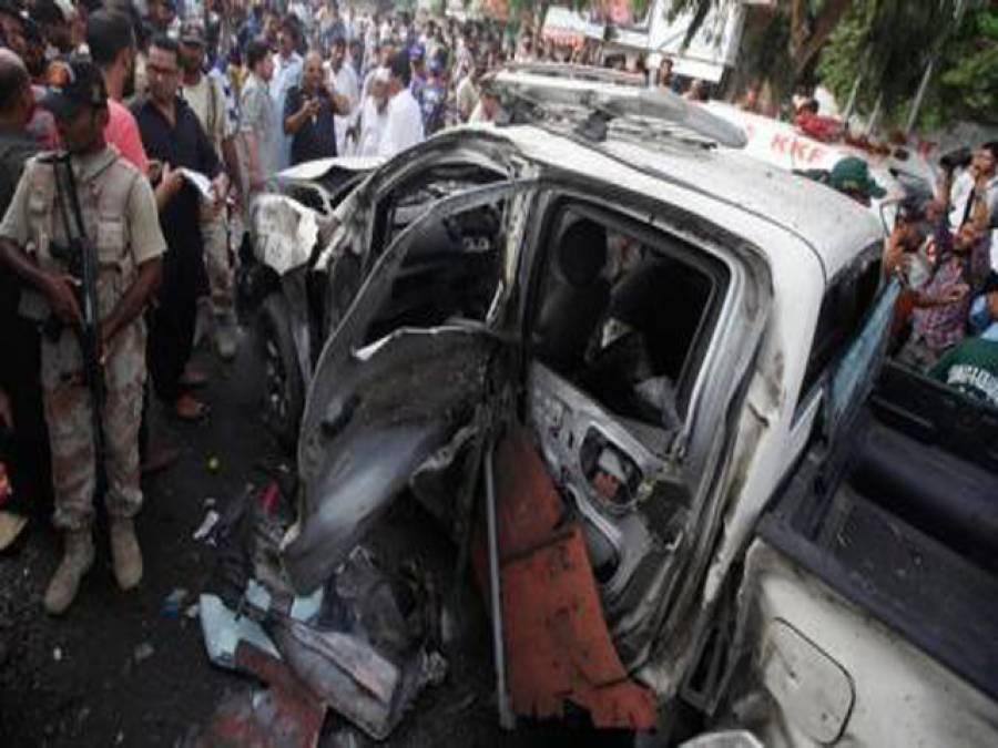 صدر زرداری کے چیف سیکیورٹی آفیسر پر حملہ ، خودکش حملہ آور کے چہرے کی سرجری کا فیصلہ