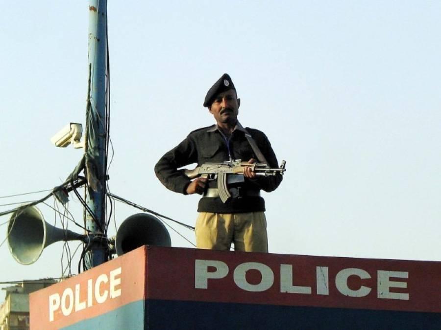 کراچی سے مبینہ ٹارگٹ کلر گرفتار