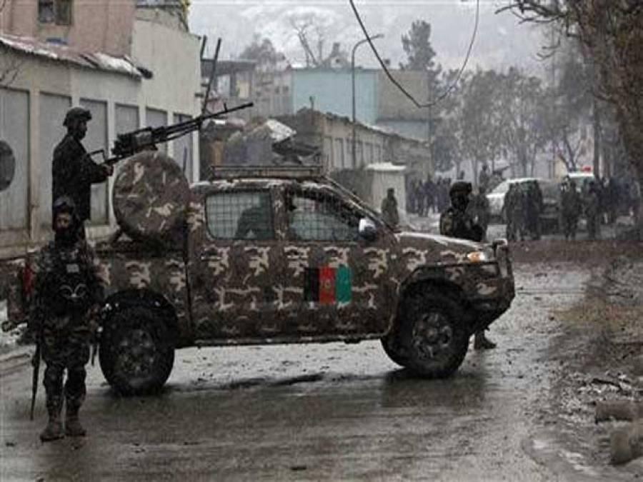 جنوبی افغانستان میں دو الگ الگ دھماکے ، دوپولیس اہلکاروں سمیت پانچ افراد جاں بحق