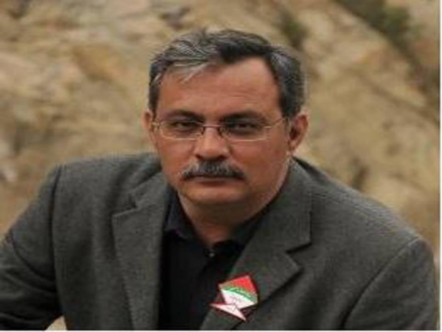 الطاف حسین کو الزام ثابت ہونے سے پہلے قصور وار ثابت کیا جا رہا ہے:حیدر رضوی