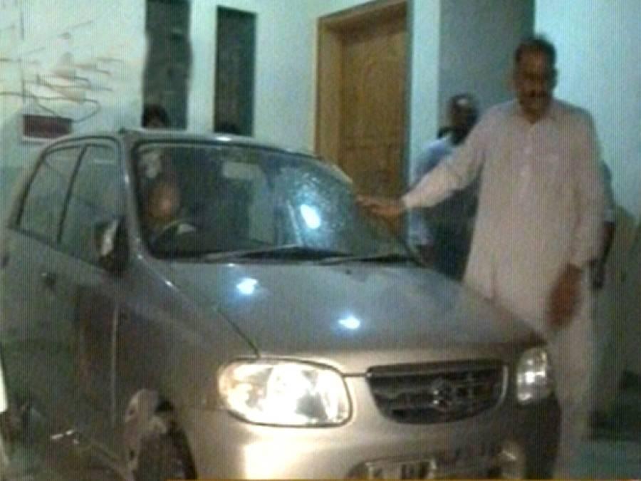 اسلام آباد سے بارودسے بھری کاربرآمد