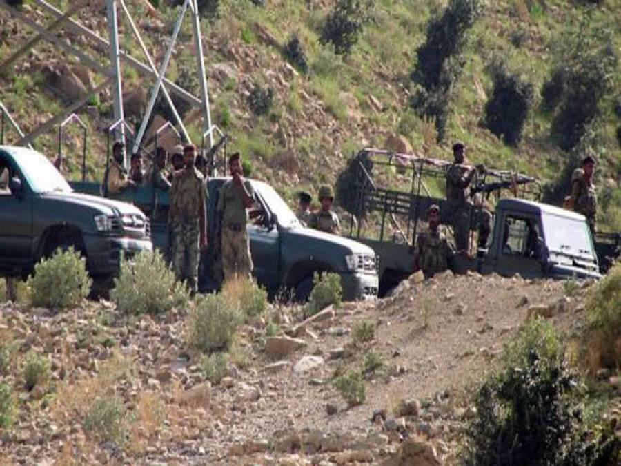 میرانشاہ میں سیکیورٹی فورسز کی گاڑی کے قریب دھماکہ ، ایک اہلکار شہید