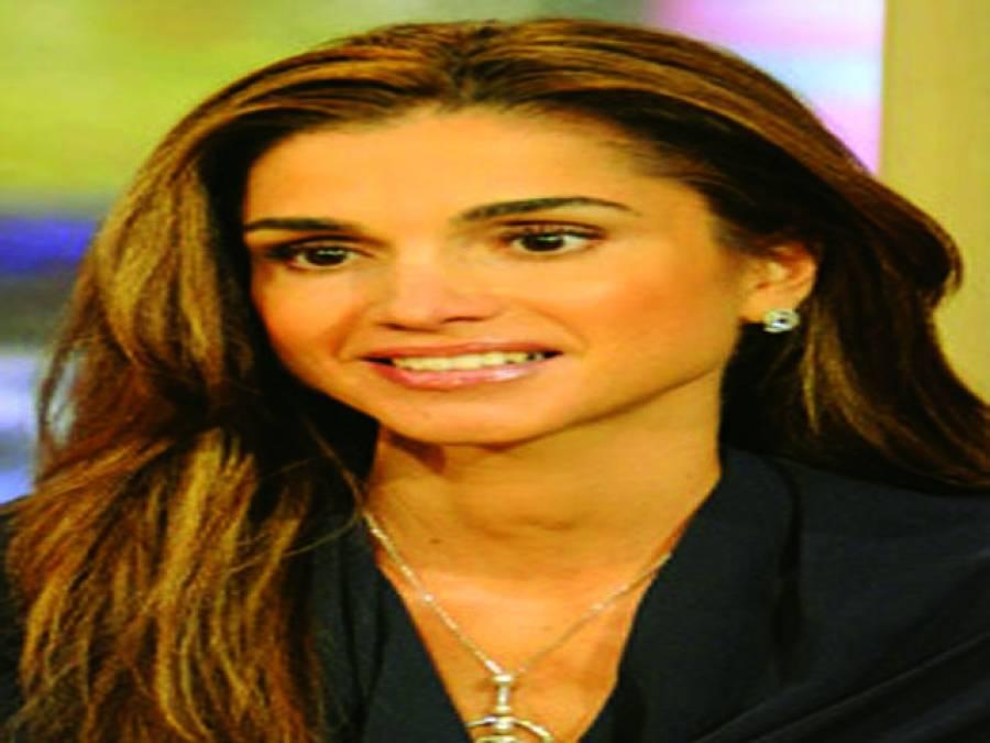 """عورتوں کی طرح """"خاتون خانہ""""جیسی زندگی گزارتی ہوں: ملکہ رانیہ"""