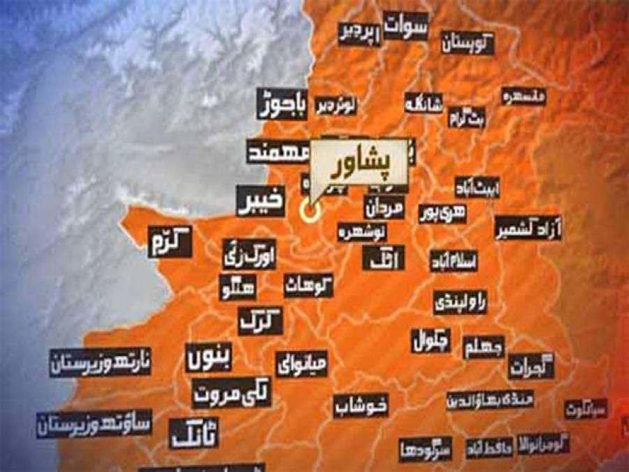 پشاور میں پولیس پرفائرنگ ، جوابی کارروائی میں دو شدت پسندمارے گئے