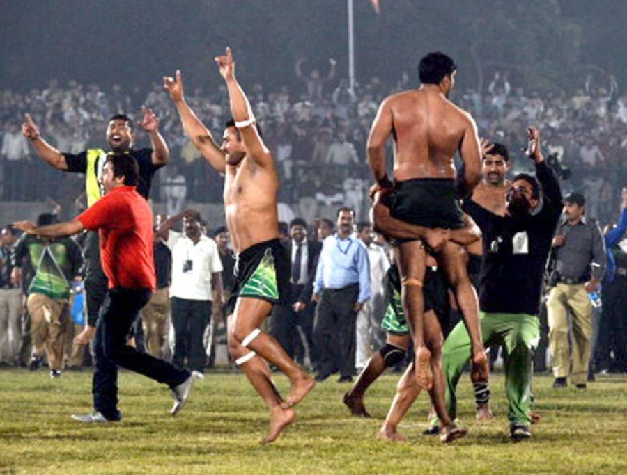 مینز کبڈی ورلڈ کپ: سیمی فائنل میں پاکستان نے امریکہ کو شکست دے دی