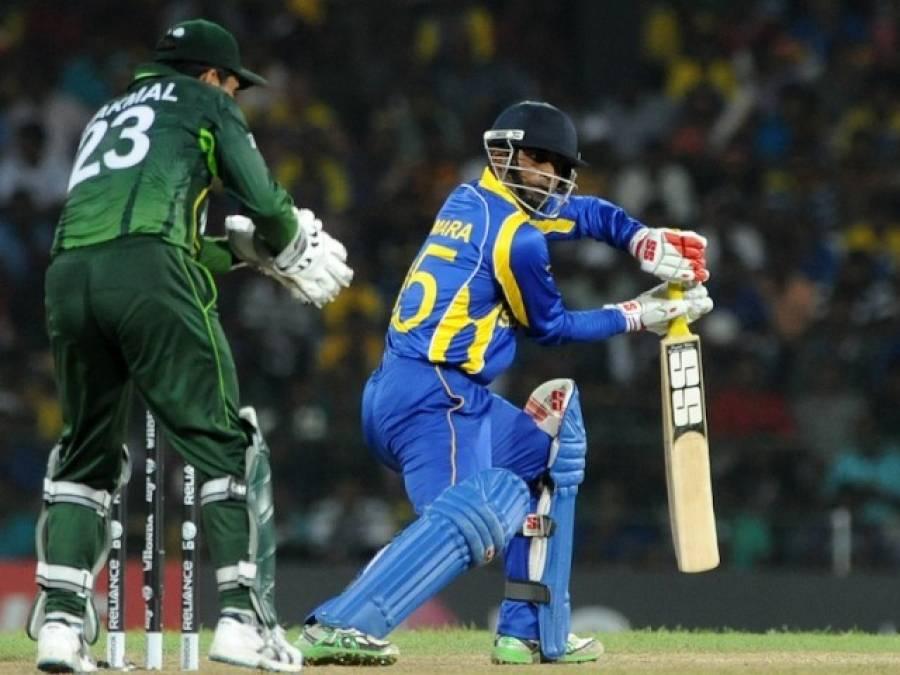 پہلا ٹی 20: سری لنکا نے پاکستان کو جیت کے لیے 146رنز کا ہدف دے دیا