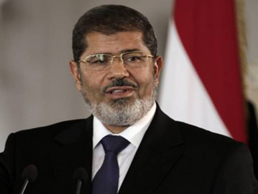 معزو ل صدرمرسی کے خلاف جیل سے فرار کے کیس کی سماعت شروع