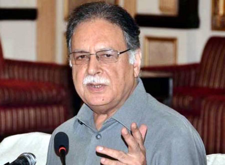 ایم کیو ایم کے رہنماﺅں کو سیکیورٹی فراہم کرنا سندھ حکومت کی ذمہ داری ہے: پرویز رشید