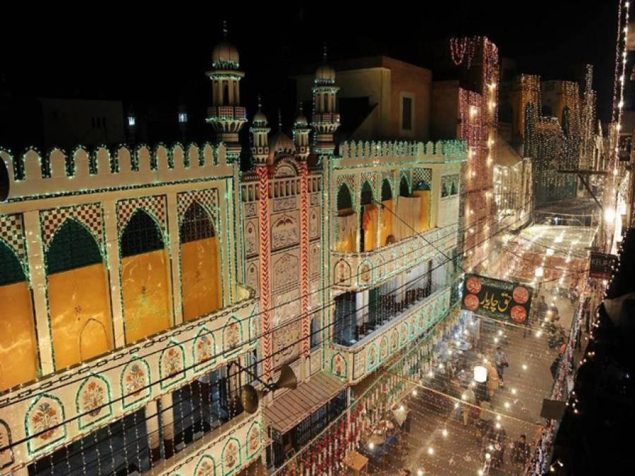ورفعنالک ذکرک:ملک بھر میں عید میلاد النبی ﷺ کی تیاریاں عروج پر،درود پاک کا سلسلہ جاری،محافل نعت اور میلاد کا انعقاد