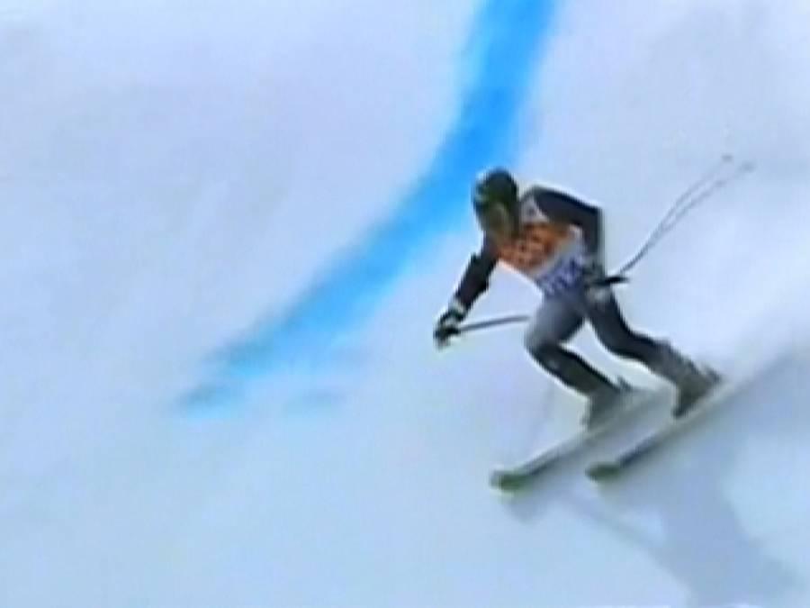 سوچی اولمپکس: پاکستان کے محمد کریم نے بھارت کو پیچھے چھوڑدیا
