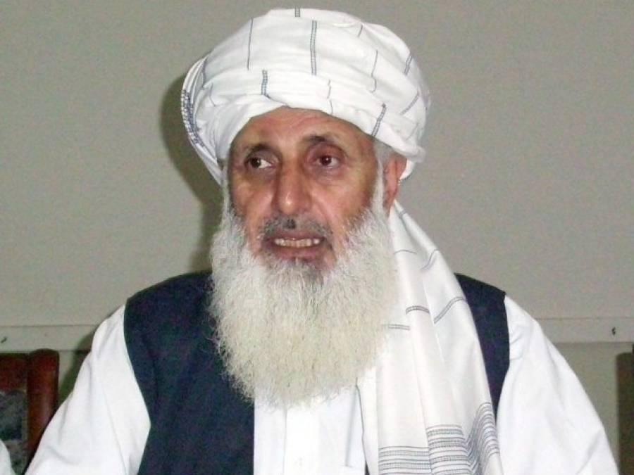طالبان قیادت کا کمیٹی سے رابطہ ، اب بھی طالبان کامیاب مذاکرات کے خواہاں ہیں : پروفیسرابراہیم