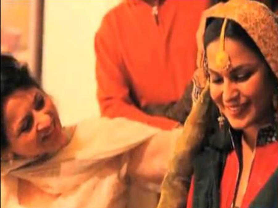 دبئی کے بعد واشنگٹن میں وینا کی شادی کی تقریبات