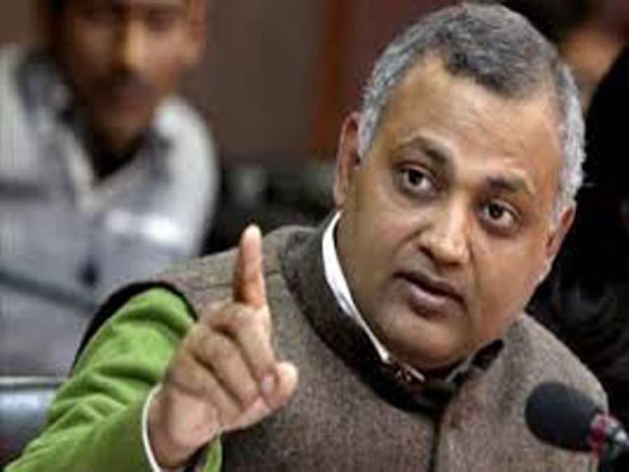 پاکستان سے تعلقات معمول پر لانے میں جلدی نہیں کرینگے ،بھارتی وزیر دفاع