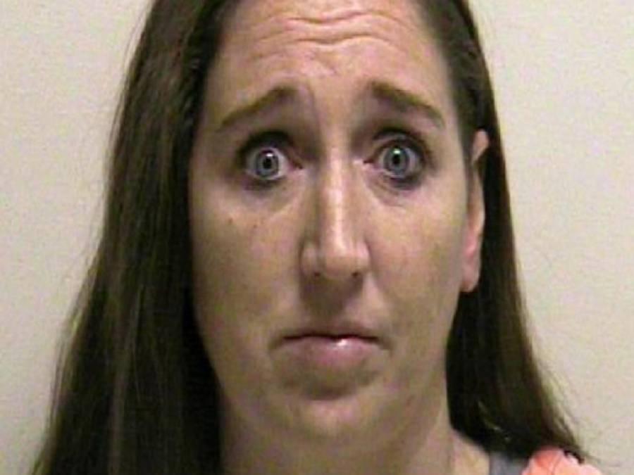 Allegdly Mother Arrested
