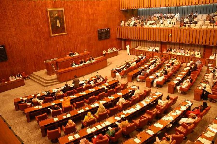 حکومت کو شکست: سینیٹ میں وزیراعظم کی 'لازمی حاضری 'کا بل منظور