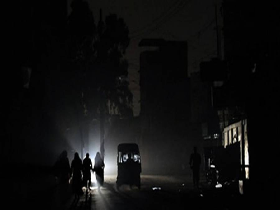 حکومت بدل گئی لیکن بجلی نہ آئی