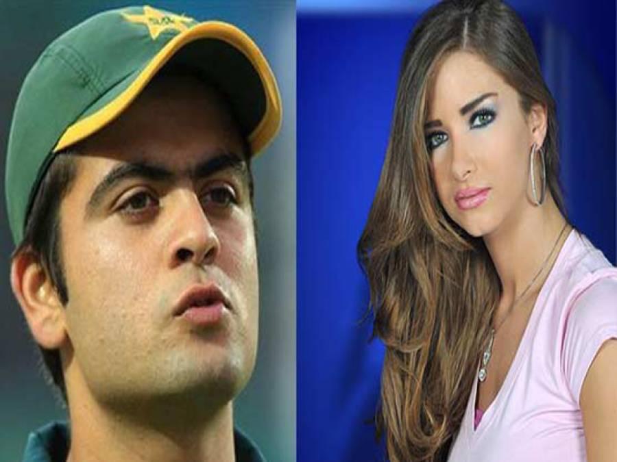 احمد شہزاد نے لبنانی حسینہ کے ہوش اُڑادیئے