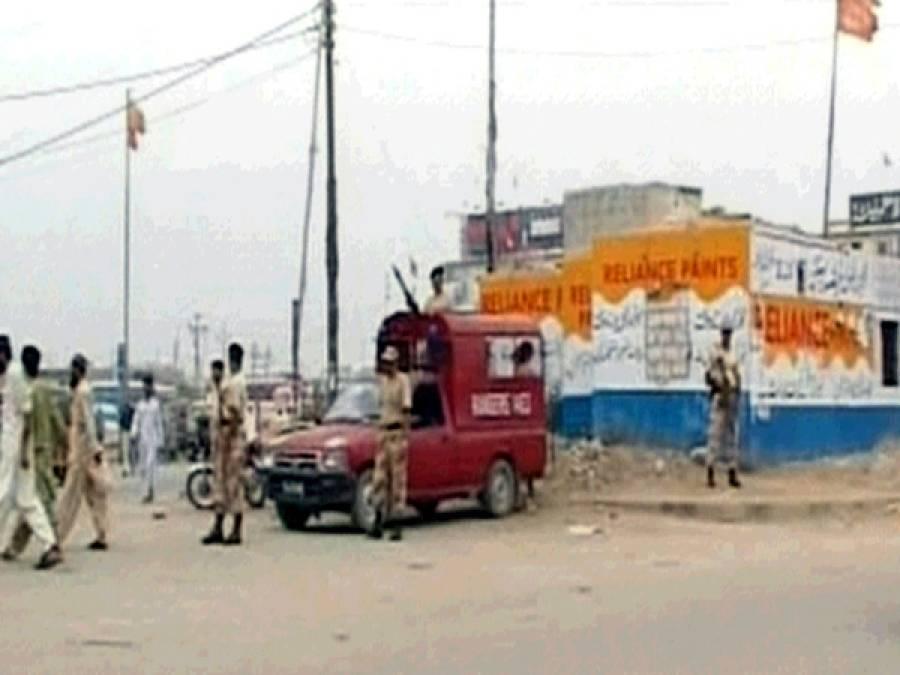 کراچی کے مختلف علاقوں سے دولاشیں برآمد