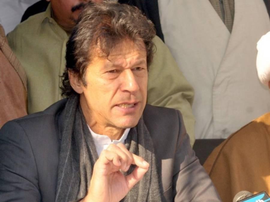 افتخار چوہدری کیخلاف بھی آرٹیکل 6کی کارروائی ہونی چاہئے:عمران خان