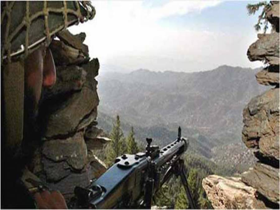 افغانستان کی جانب سے پاکستانی سکیورٹی اہلکاروں پر فائرنگ ،پاک فوج کا ایک جوان شہید،ایک زخمی