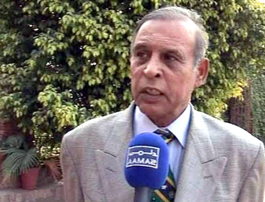 سینئر سلیکشن کمیٹی کا چیئرمین ہوں، عدالت نے بحال کیا، نجم سیٹھی کے ساتھ کام کرنے کو تیار ہوں: محمد الیاس