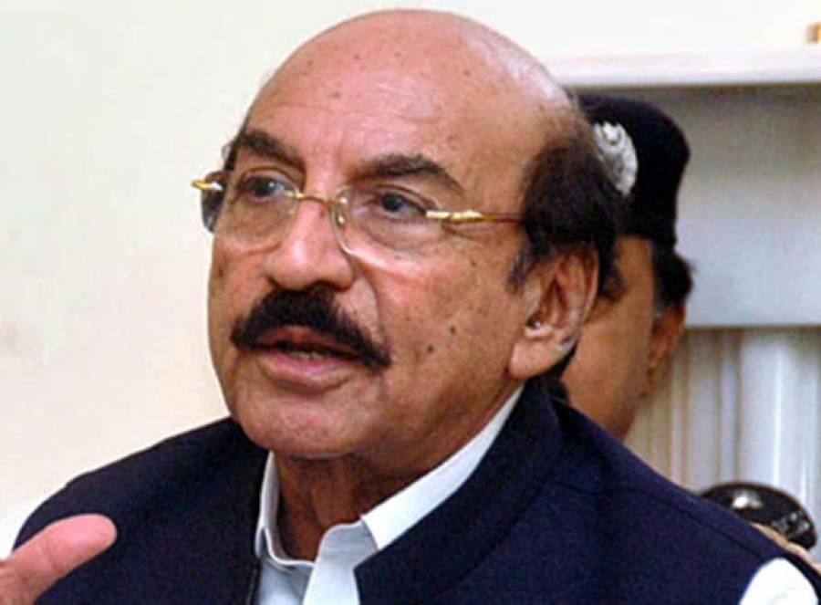 قائم علی شاہ نے ڈاکٹر عاصم حسین کو صوبائی وزیر کا عہدہ دے دیا