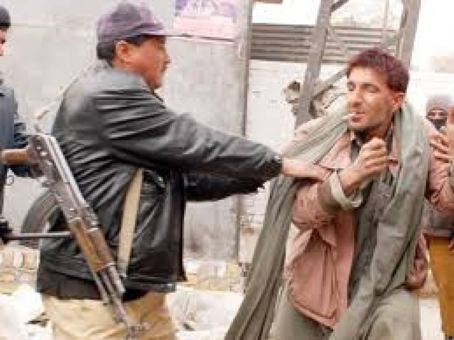 مختلف اضلاع میں ڈکیتی کی وارداتوں میں ملوث بسم اللہ عرف فوجی افغانی گینگ کے 6افراد گرفتار