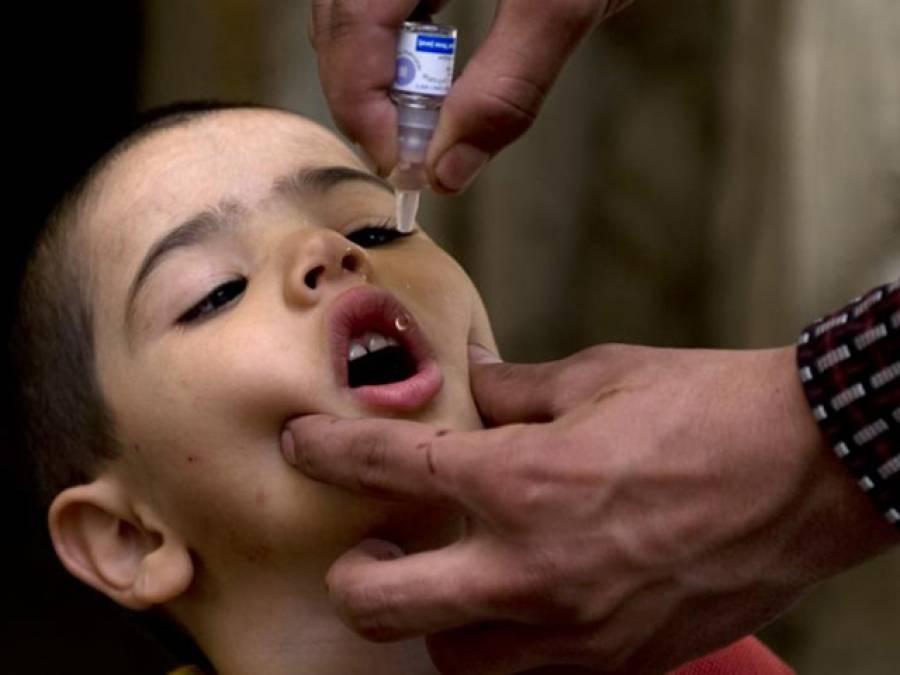 لاہور اورکراچی میں گٹر کے پانی میں پولیو وائرس کی تصدیق