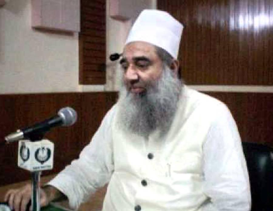 مولانا تنویر الحق بلامقابلہ سینیٹر منتخب، نوٹیفکیشن کل جاری ہو گا