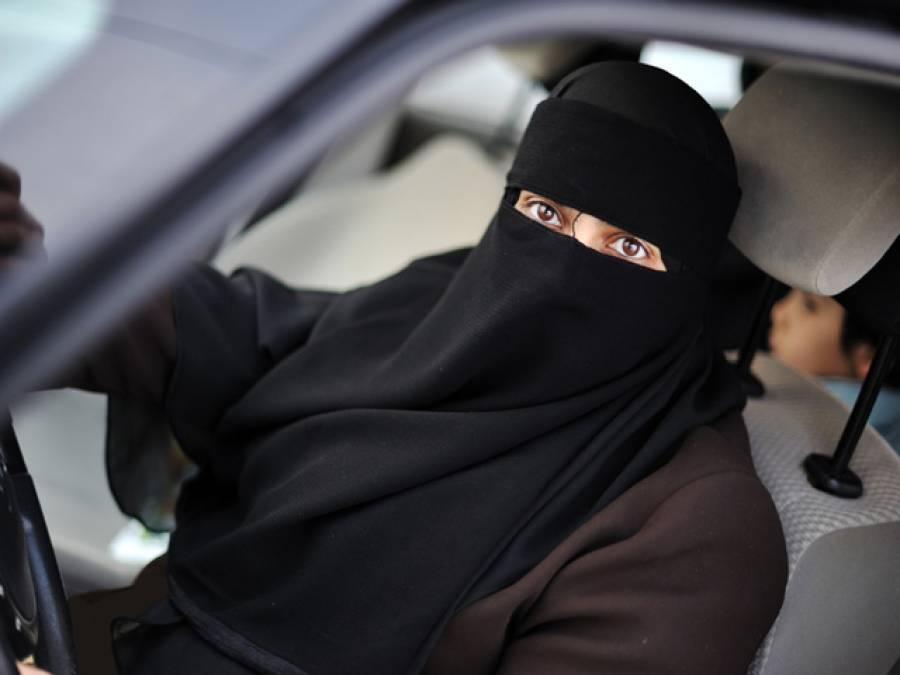گاڑی چلانے پر سعودی نے بیوی کو طلاق دے دی