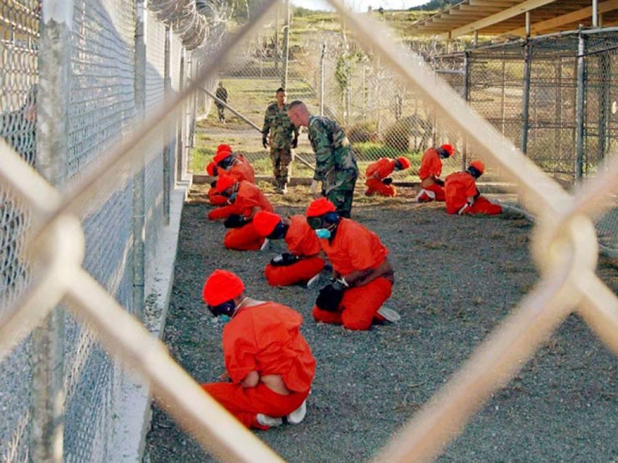 گوانتانامو بے میں ایک اور خفیہ جیل بنانے کی تیاریاں