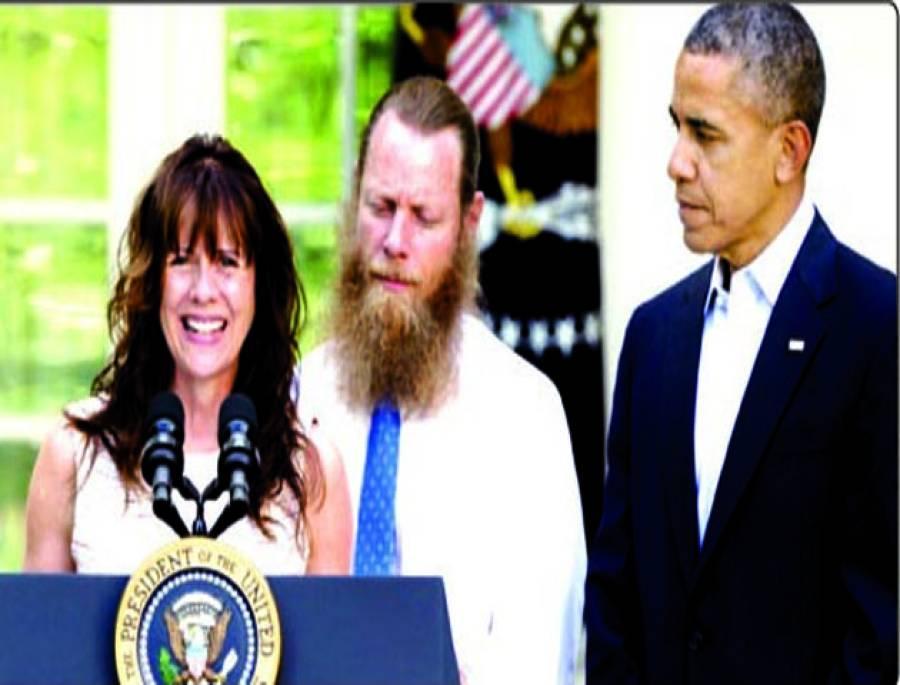 امریکی فوجی کو طالبان نے 'پٹھان' بنادیا