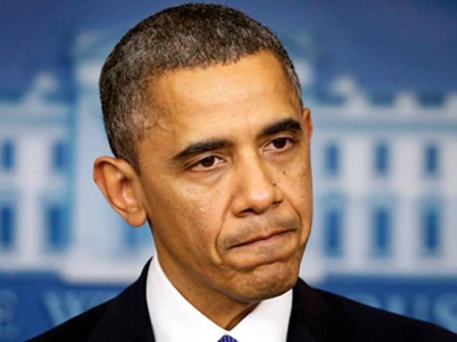 براک اوباما ملکی تاریخ کے بدترین صدر قرار