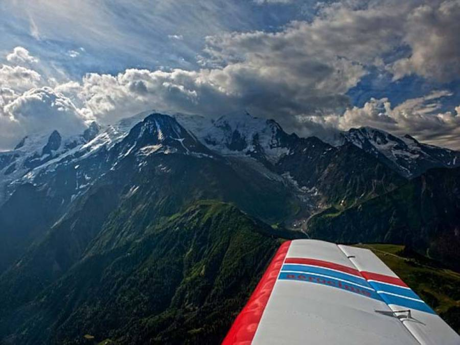 دنیا دیکھیں پائلٹ کی نظر سے