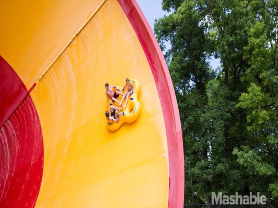 دنیا کا سب سے خطرناک تفریحی پارک