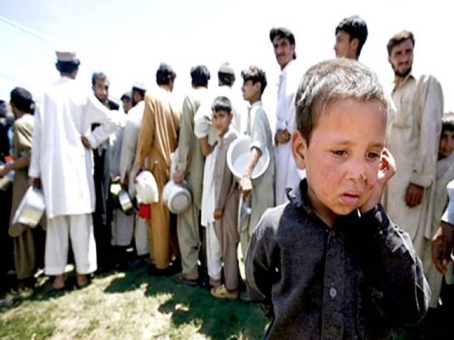 شمالی وزیرستان : نقل مکانی کرنےوالوں کی تعداد 6لاکھ 98ہزار ہوگئی