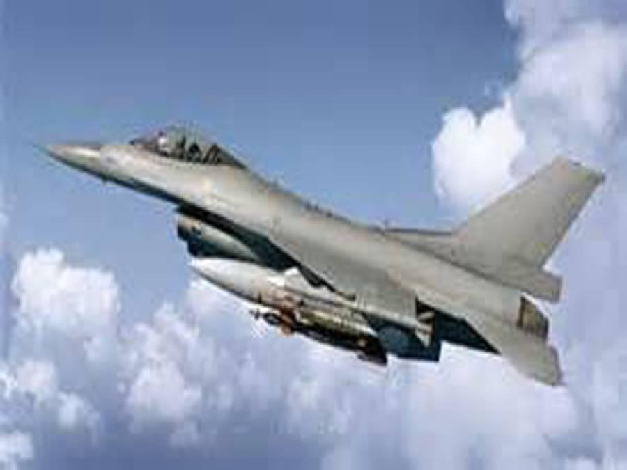 ضرب عضب : جیٹ طیاروں کی بمباری سے دہشت گردوں کے متعدد ٹھکانے تباہ