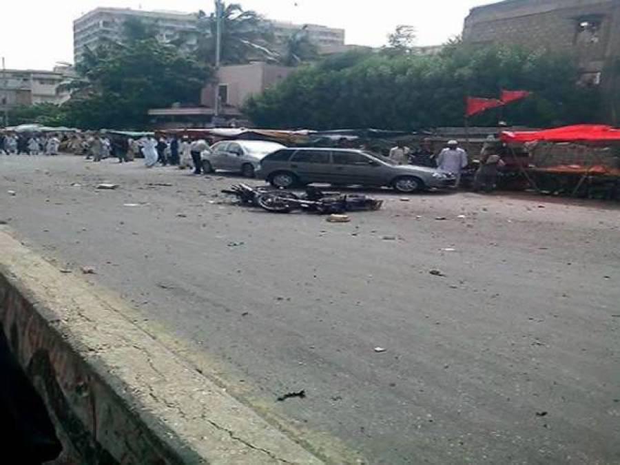 صدر دھماکے میں قوم پرست تنظیم ملوث ہے:ایڈیشنل آئی جی