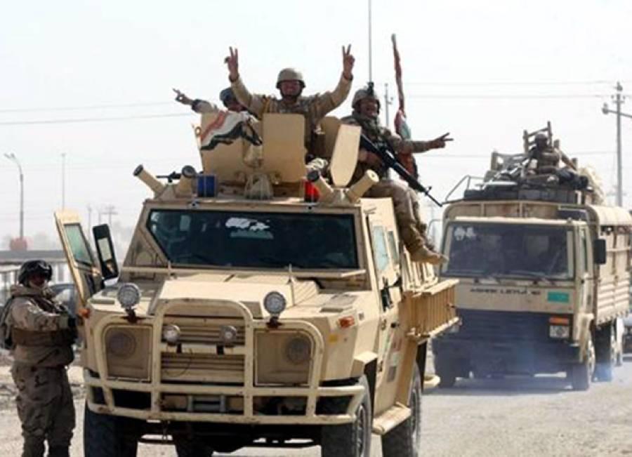 صدام حسین کا گاﺅں ISIS کے ہاتھ سے نکل گیا