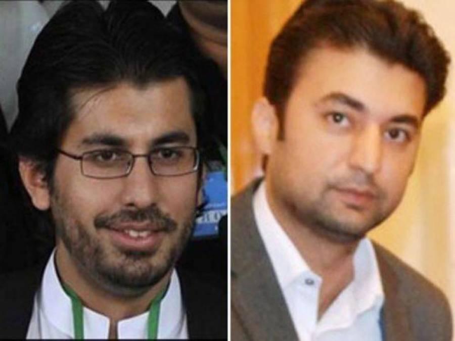 مراد سعید نے تھپڑ نہیں مارے،صرف تلخ کلامی ہوئی:ارسلان افتخار