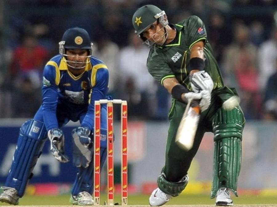 دورہ سری لنکا کیلئے قومی کرکٹ ٹیم کا اعلان کر دیا گیا ، یونس خان کی قسمت کھل گئی