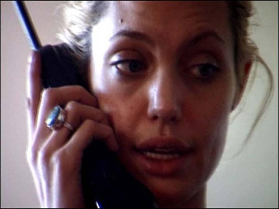 اینجلینا جولی منشیات کا استعمال کرتی رہی ہیں: انٹرنیٹ پر ویڈیو میں انکشاف
