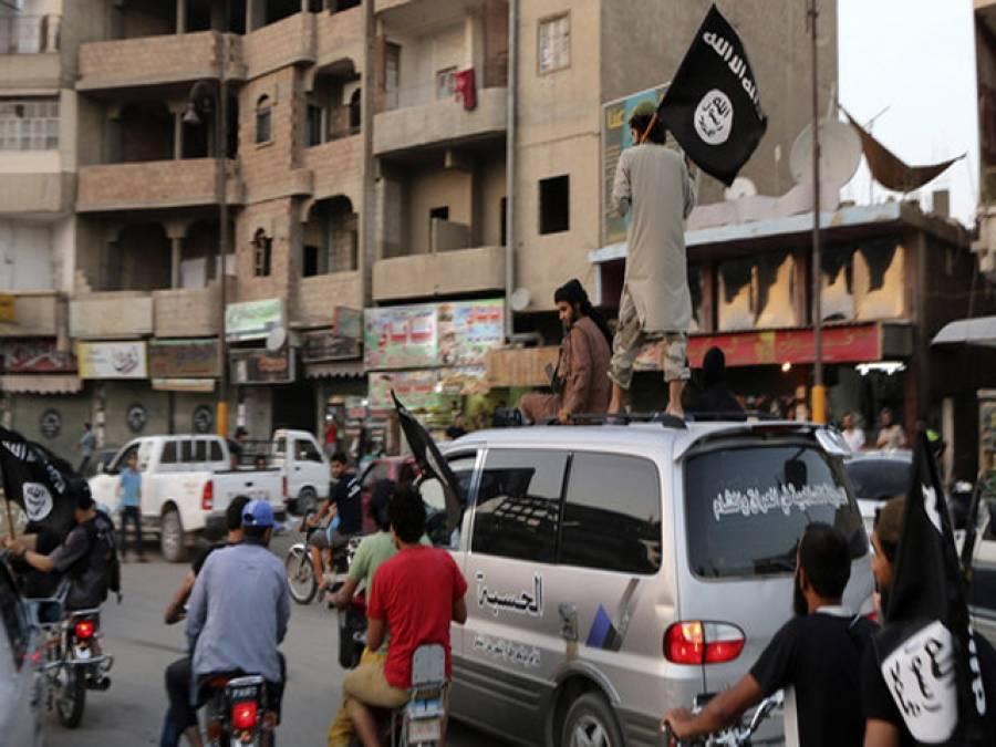 داعش کی پیش قدمی جاری ، عراقی فوج کے سینئر جنرل سمیت 7شہری مارے گئے