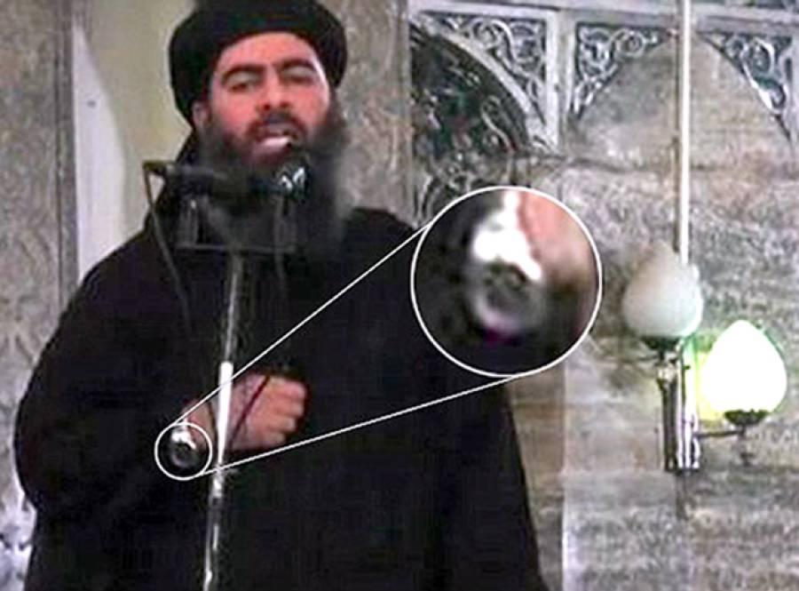 البغدادی کی گھڑی، حامی بھی میدان میں آ گئے